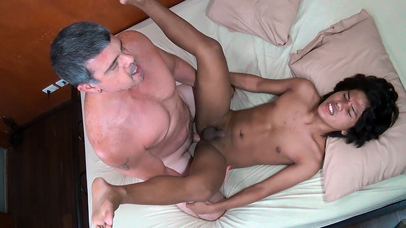 Vintage gaysex natural ts