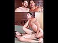 Nick Capra and Colby Keller