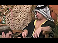 submissive arab deep throats