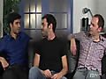 All Gay Reality Pass: Roberto, James & Enrique