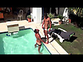 French Dudes: Fabrizio aka Mosquito & Anthony Cruz
