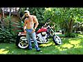 Maskurbate: Motor Bike Cum