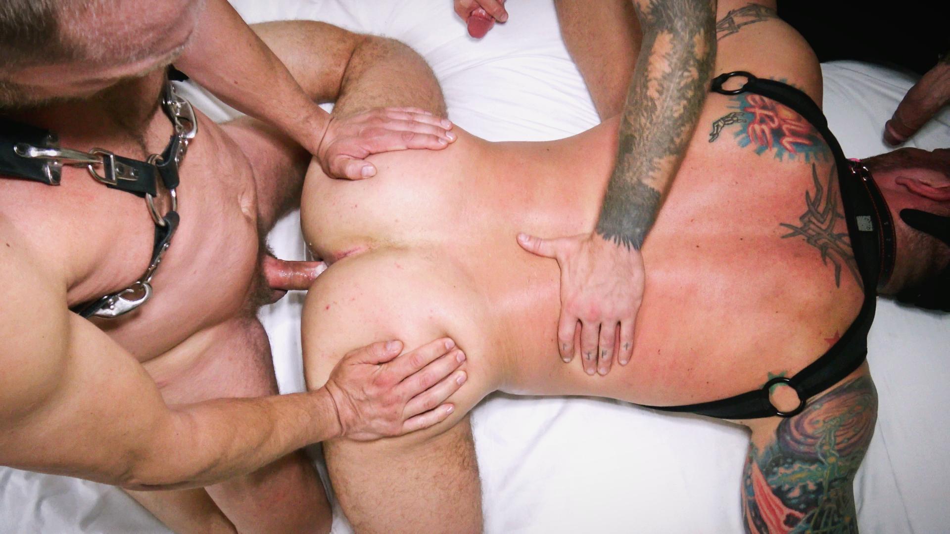from Carlos gay man pain video