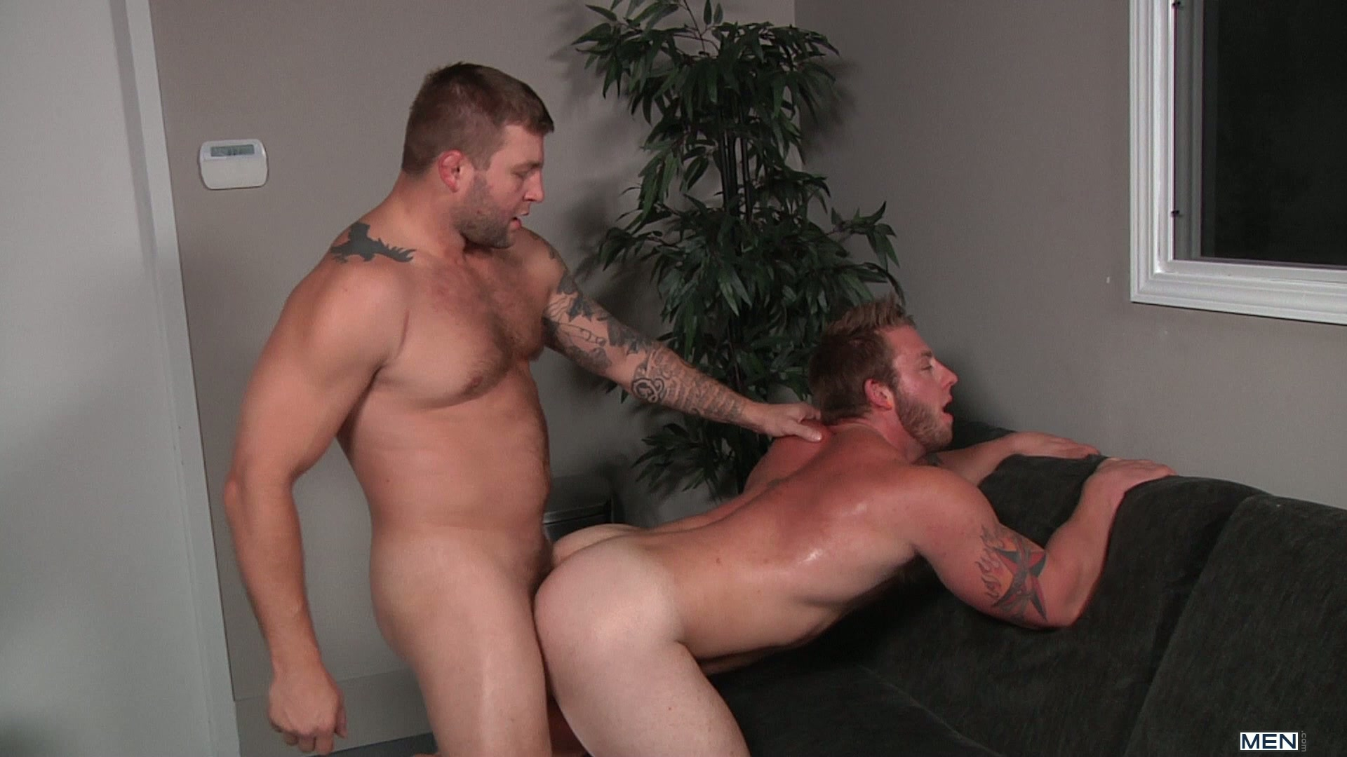 Aaron Porno colby jansen & aaron bruiser - gay - scrum part 2: word is out