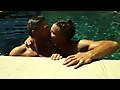Bareback Porn Stars Preston Cole and Malachi Marx get wet
