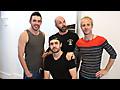 Jaxon, Jerry, Danny & Tyler : The Interview