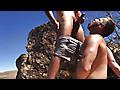 Mason Lear & Brian Bonds - Jackoff in Canyon