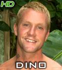 Island Studs Dino