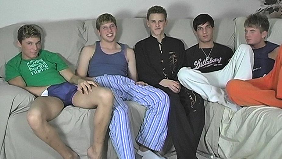 ManSurfer Blair Mason, Jayce Marx, Sean Corwin, Tyler Bradley & Tyler Berke