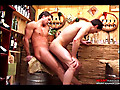 Stud Fucked Raw on Beer Keg Clip # 3