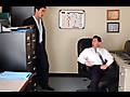 Men Hard at Work: Ari Sylvio & Mike Martinez