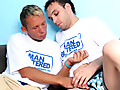 Man Buttered: Massive Facial Gay Cream