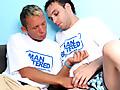 Man Buttered: Massive Facial Gay Cream