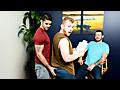 Mark Long, Archer Hart & Jason Richards