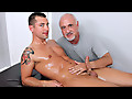 Jake Cruise: Wolfie Blue - Massaged