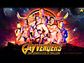 Peter Fever: Axel Kane, Dominic Pacifico, Shen Powers, Damian X. Dragon, Sir Jet, David Ace & Max Konnor