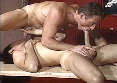 Porno gay avec Dean Johnson et Scott Ryder