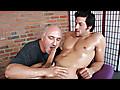 Leo Giamani Massaged