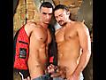 Mack Manus and Matteo