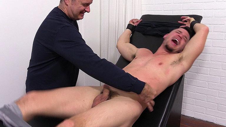 ManSurfer Crazy Ticklish Nito Tickled Crazy