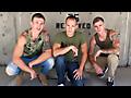 Ryan Jordan, Richard Buldger & Max V
