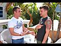 My Brothers Hot Friend: Braxton Bond & Trevor Knight