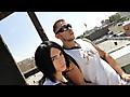 Roxy Red & Lance Blass