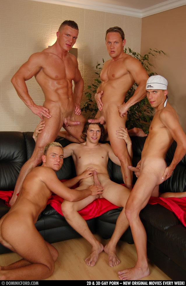 Beautiful men cumming