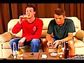 ManHub: Drunk College Buddies Clip # 1