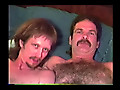 My favorite hairy chested, big dick friend, Byron, is hooked up with swishy Ivan for a little sex on camera