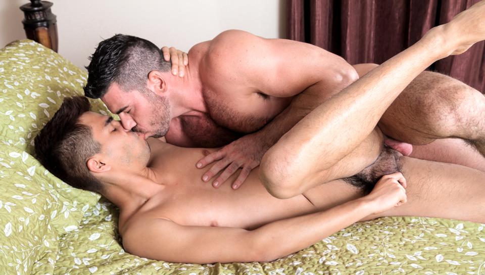 Ludo Sander  Billy Santoro - Gay - Forbidden Encounters Ludo-5295