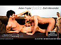 Aiden Taylor Fucks Zach Alexander