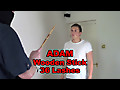 Adam - Wooden Stick - 36 Lashes