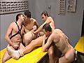 Gay Party In Uniform scene 1