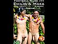 Island Studs: Football Nude #11