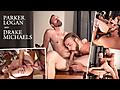 Bareback that Hole: Parker Logan & Drake Michaels
