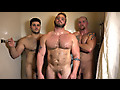 Aaron Bruiser, Junior & Marcelo - Welcome to the New Guy Site