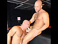 Ty Lebeouf and Carlo Cox