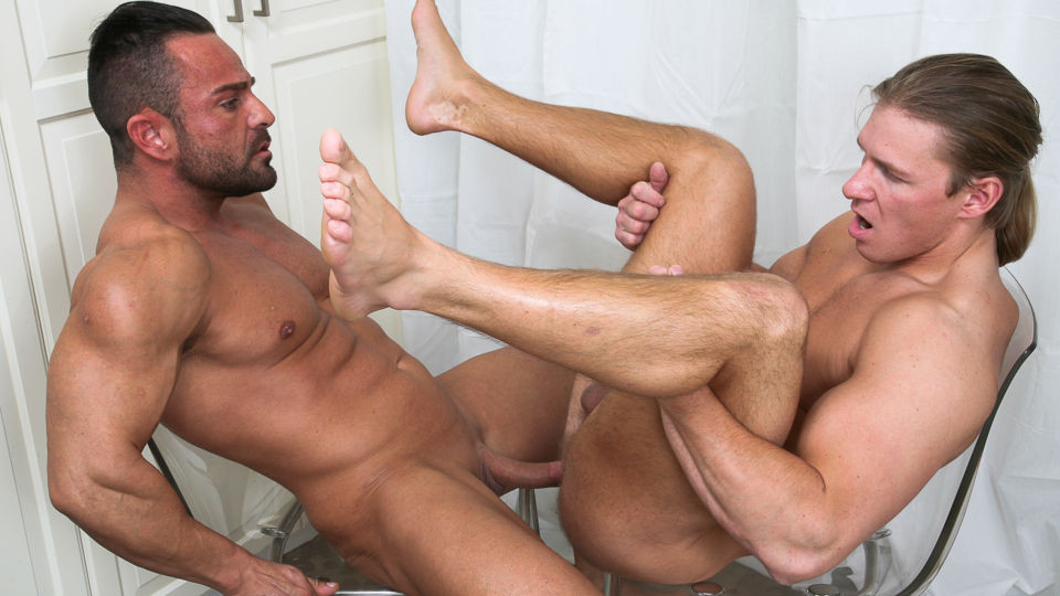 Bisexual dennis reed takes it up the ass - 3 part 10