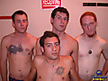 Desperate Straight Guys: DJ, Aires, Ryley Nyce & Cory Woodall