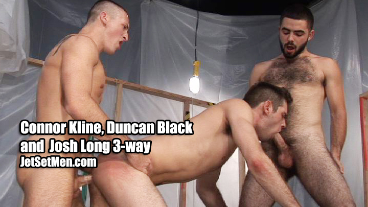 ManSurfer Connor Kline, Duncan Black & Josh Long