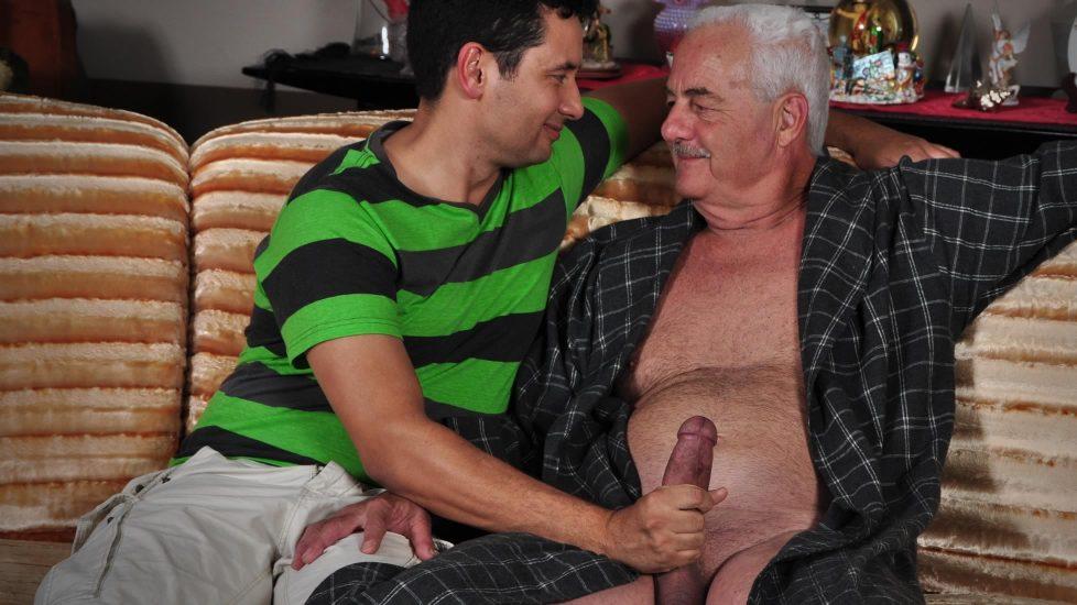 Older me porn