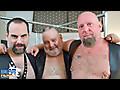 Jack Stafford, Steven Sommers & Stefan Dupuis