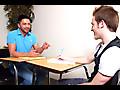 Men Hard at Work: Dominic Pacifico & Jesse Jordan