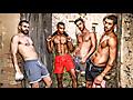 Lucas Entertainment: Zander Craze, Jacen Zhu, Wolf Rayet & Ibrahim Moreno