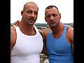 Bareback Scene - Brock Hatcher and Hank Dutch
