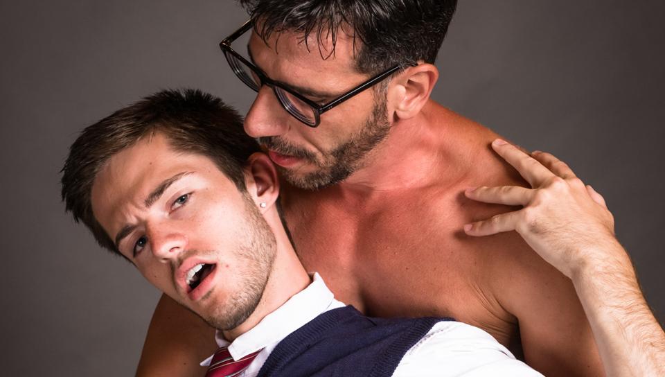 Tony Salerno & Bryce Action - Gay - Schoolboy Fantasies 3 ...
