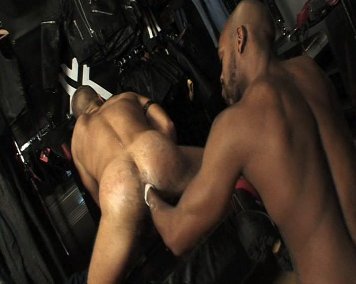 Boxer shop orgy