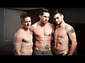 Next Door Buddies: Roman Todd, Chris Blades & Princeton Price