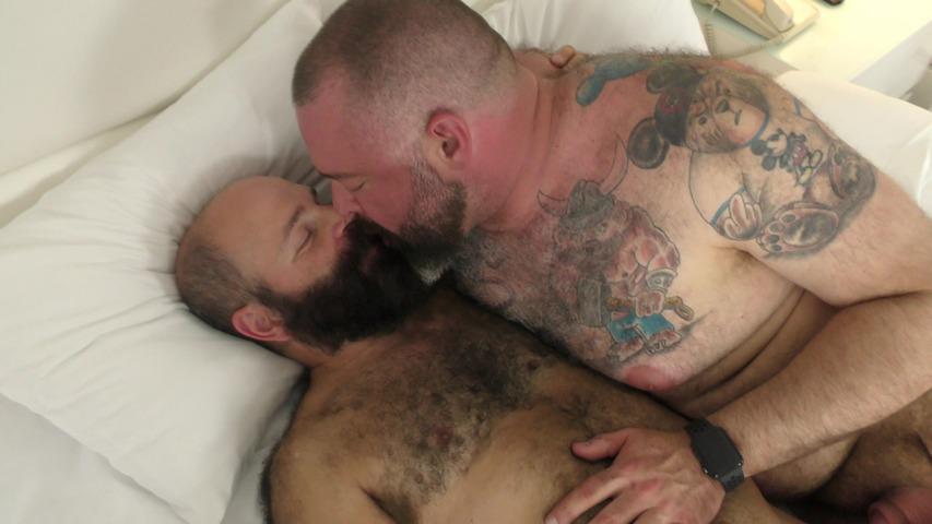Machael Johnson  Kurt Jacobs - Gay - Big Daddy, Little Daddy-7543